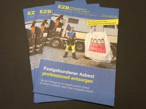 Bild EZB Flyer Festgebundener Asbest