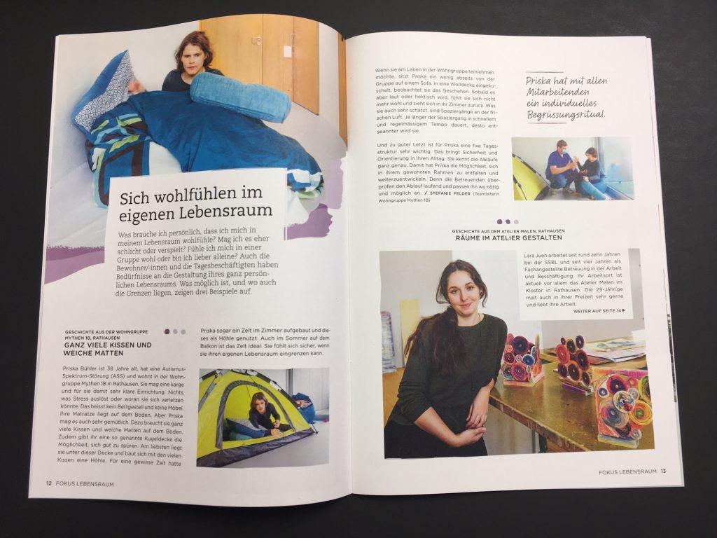 Das Magazin der SSBL